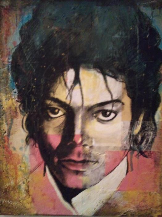 Michael Jackson by Temo